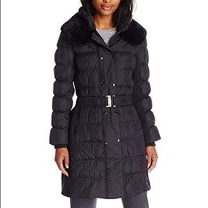 Via Spiga Down Puffer Winter Coat